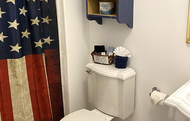 American Room Bathroom