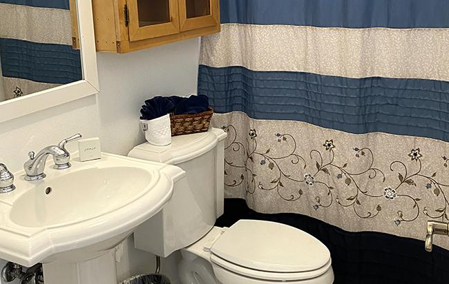 Cottage Room Bathroom