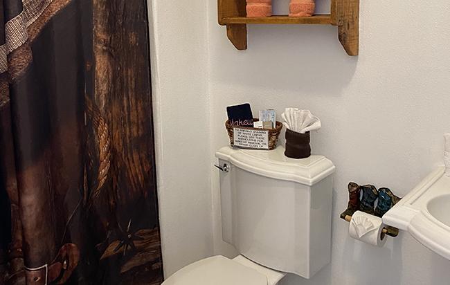 Western Room Bath